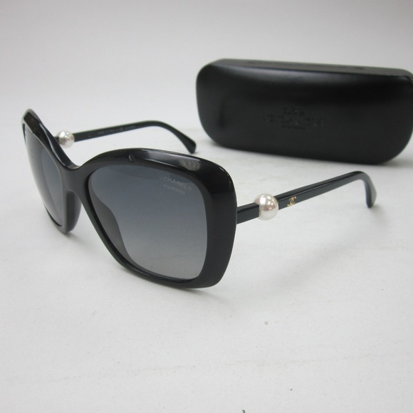 8e5d8b44765c CHANEL Accessories - Chanel 5303H 501 S8 Women Sunglasses Italy OLL407
